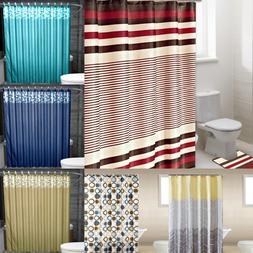 13pc set chic bathroom bath printed fabric