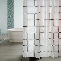 180 x 200cm 7 Types PEVA Printed <font><b>Shower</b></font>