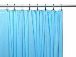 Carnation Home Fashions 3-Gauge Vinyl Shower Curtain Liner w