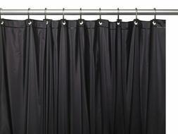 Carnation Home Fashions 3-Gauge Vinyl Shower Curtain Liner w