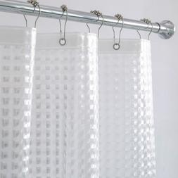 3D Eva Clear <font><b>Shower</b></font> <font><b>Curtain</b>