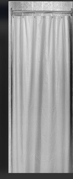 Bradley 9537-487200 Commercial Shower Curtain, Microban, Vin