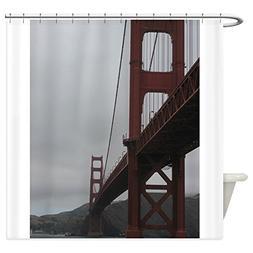 CafePress - National Icon - Decorative Fabric Shower Curtain