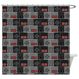 CafePress - Play Me Shower Curtain - Decorative Fabric Showe