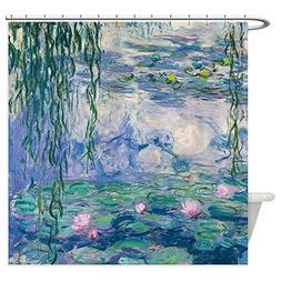 CafePress - Water Lilies Claude Monet Fine Art - Decorative