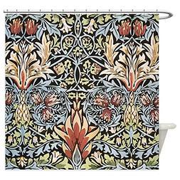 CafePress William Morris Decorative Fabric Shower Curtain