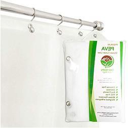 Clean Healthy Living Premium PEVA Shower Liner/Curtain: Odor