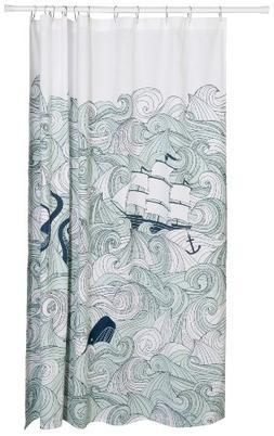 Now Designs Danica Studio Cotton Shower Curtain Odyssey Pri