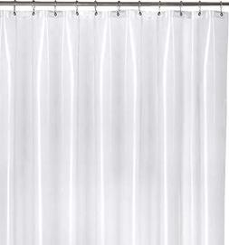 Utopia Bedding Heavy Duty Clear Shower Curtain Liner Mildew
