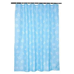 HMLifestyle-Abstract Sea Theme Soft Waterproof Thicken Polye