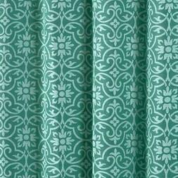 Allure Printed Cotton Blend 72 in. W x 72 in. L Soft Fabric