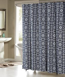 Creative Home Ideas Allure Printed Cotton Blend 72 in. x 72