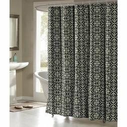Creative Home Ideas Allure Printed Fabric Shower Curtain