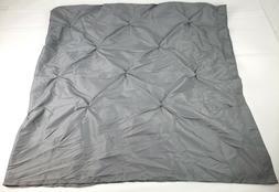 Amazon Basics Pinch Pleat Shower Curtain - 72 Inch X 72 Inch