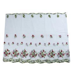 Ambesonne Cloth Shower Curtain Machine Washable Bathroom Dec