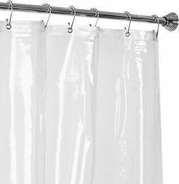 Anti Mildew Shower Curtain Rustproof Metal Grommets Waterpro