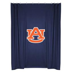 Auburn Tigers COMBO Shower Curtain, 2 Pc Towel Set & 1 Windo