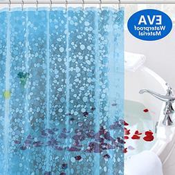 Tusscle Bathroom Shower Curtain, Shower Curtain Liner Antiba
