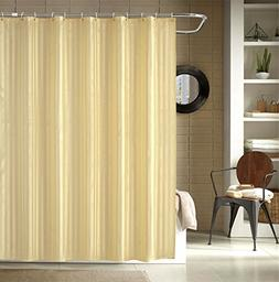 Welwo 69 x 75 Bathroom Shower Curtain Liner Waterproof Fabri
