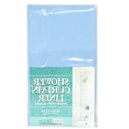 DollarItemDirect Cali-Home Blue Shower Liner 70inX72in, Case