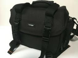 Camera Bag, AmazonBasics, Large, Gray Interior