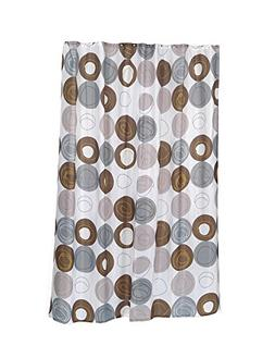 """Park Avenue Deluxe Collection Extra Long """"Madison"""" Fabric Sh"""