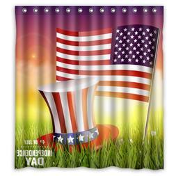 Fashion Custom 4th July Independence day of United States Wa