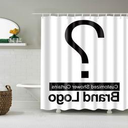 Customized <font><b>Shower</b></font> <font><b>Curtain</b></
