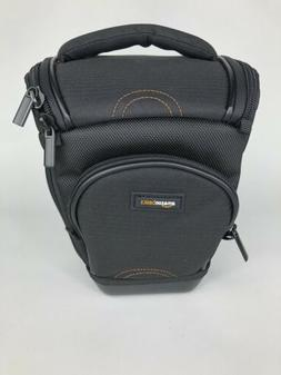 Amazon Basics Digital SLR Point and Shoot Camera Bag With Sh
