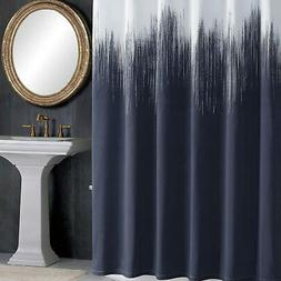 DS CURTAIN Lyon Polyester Microfiber Shower Curtain,Printed