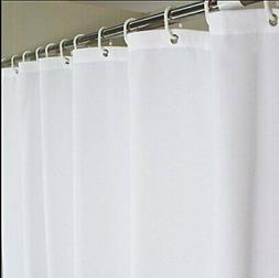 Eforcurtain Bath Stall Size 36 by 72-inch Heavy Duty Fabric