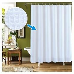 LanMeng Elegance Luxury Bathroom Shower Curtain Waterproof a
