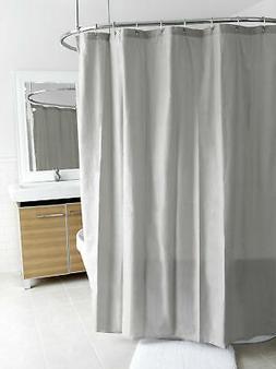 Splash Home Ella Microfiber Shower Curtain