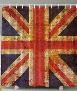 England Britain British Flag Patriot English Queen Grunge Ma