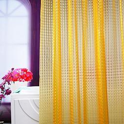 Wimaha EVA Shower Curtain Liner Mildew Resistant Waterproof