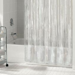 Ex-Cell Medium Weight PEVA Shower Curtain Liner, Clear
