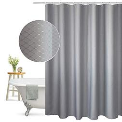 extra long shower curtain fabric