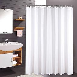 HOMESPON Extra Thicken Premium Quality Shower Curtain Polyes