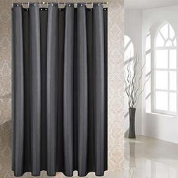extra thicken shower curtain polyester