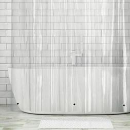 "mDesign EXTRA WIDE EVA Shower Curtain Liner - 108"" x 72"""