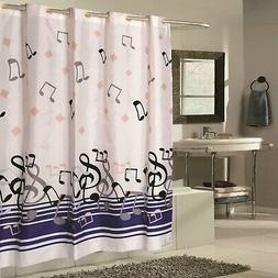 Carnation Home Fashions Ez On Shower Curtain