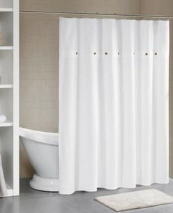 Madison Park Finley 100% Cotton Waffle Weave Textured Shower