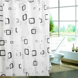 <font><b>Fabric</b></font> <font><b>Shower</b></font> Modern