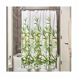 InterDesign 36524 Green Anzu Shower Curtain