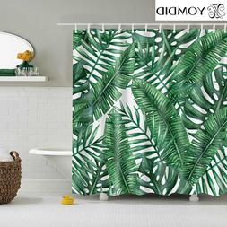 Green Tropical Plants <font><b>Shower</b></font> <font><b>Cu