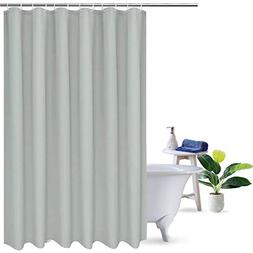 UFRIDAY Grey/Gray Shower Curtain Stall Size 36 x 72-Inch, So