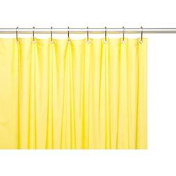 Heavy Duty Magnetized Shower Curtain Liner Mildew Resistant