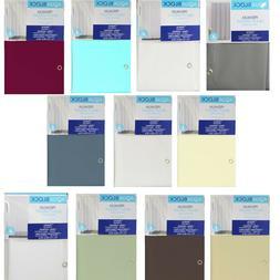 Premium Heavy Weight 10 Gauge Shower Curtain Liner: Mildew R
