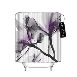 Chic D Home Decorations Contemporary X-Ray Flowers Shower Cu