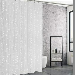 EXCELL Home Fashions Ivy Shower Curtain, PEVA Shower Curtain